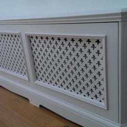 Boxed radiator covers, Carpenter in Kent and Dartford