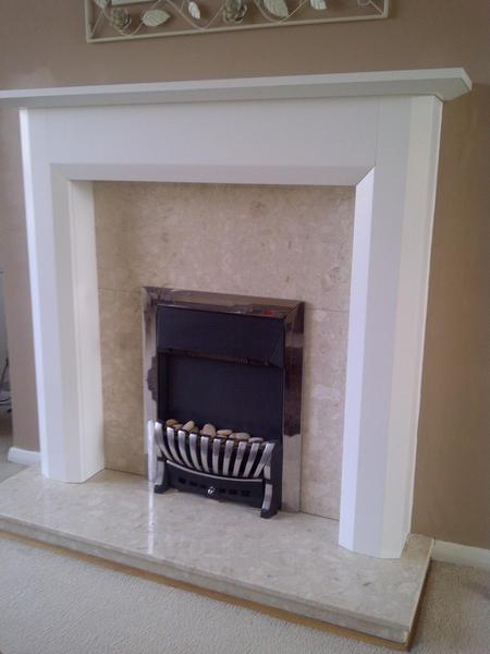 Fireplace surround, JB Carpentry & Joinery Ltd