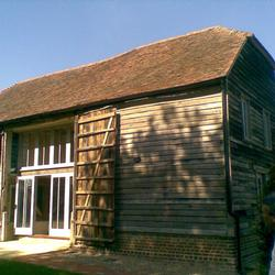 Barn conversion, Carpenter in Kent and Dartford