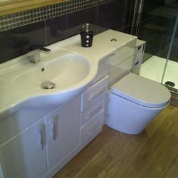 Bathroom furniture, Carpenter in Kent and Dartford