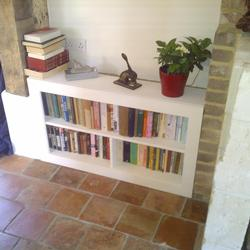 book cases, Carpenter in Kent  and Dartford
