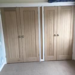 Bespoke boiler cupboard Carpenter in Kent  and Dartford
